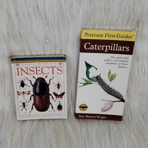 Caterpillars and Insects Guide